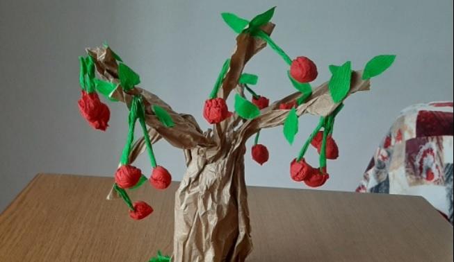 L'albero delle ciliegie